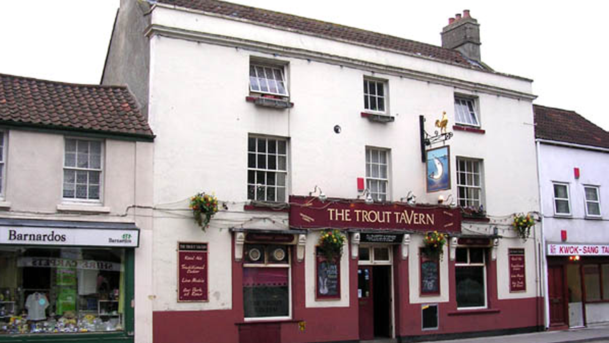 the angel inn bristol